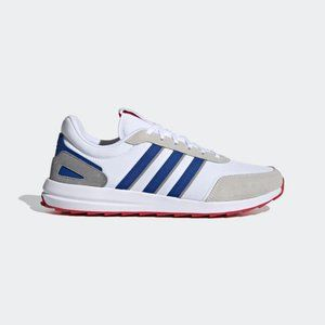 adidas RetroRunner Sneaker FV7031 White Blue Red